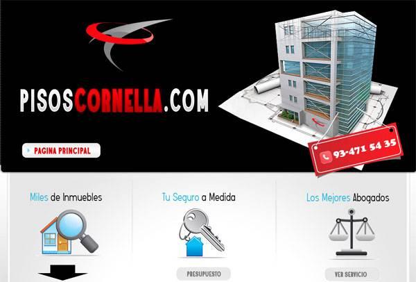 Web pisos cornella for Webs buscar piso
