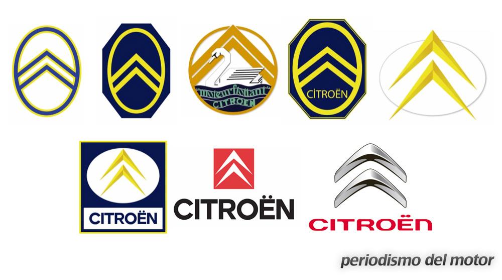 Evolución de los logotipos de coches : Rediseños