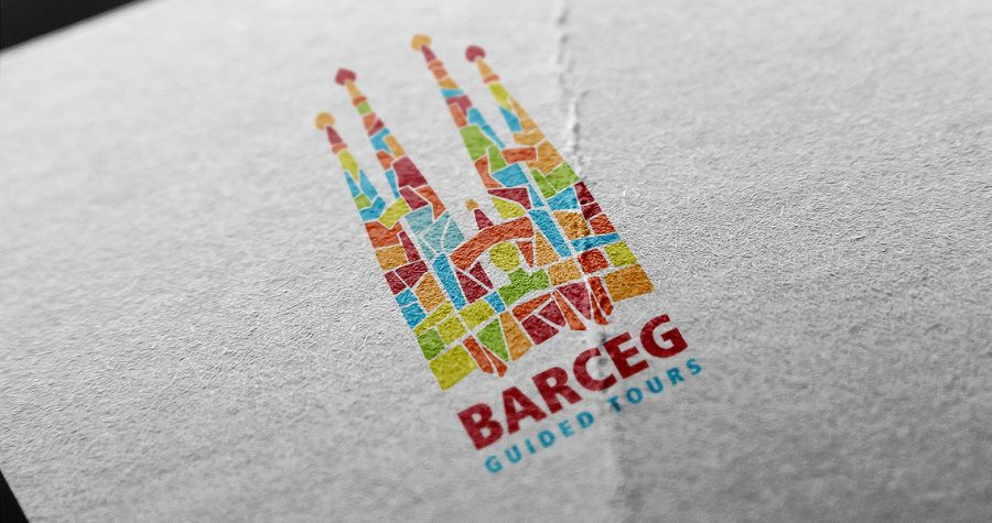 Diseño gráfico Barceg Guided Tours