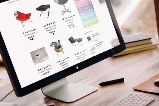Dise o web responsive para editorial de poes a cerotec for Paginas muebles