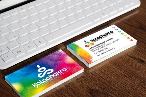 Dise o tarjetas de visita profesionales cerotec - Constructoras sabadell ...