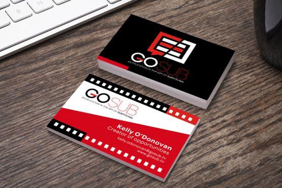Dise o tarjetas de visita profesionales cerotec - Disenos para tarjetas ...